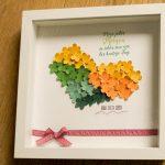 Muttertagsgeschenk mit stampin up