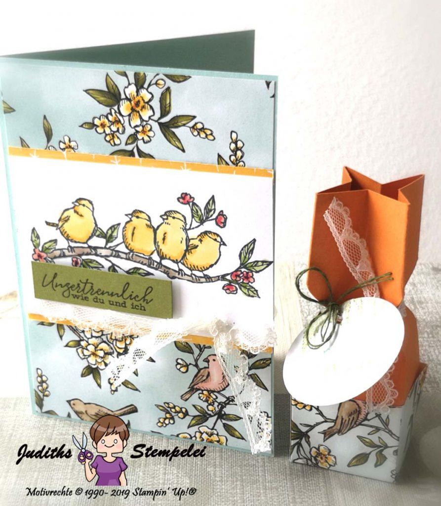 Produktreihe Vogelgarten