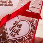 Valentinskarte - Blickfang